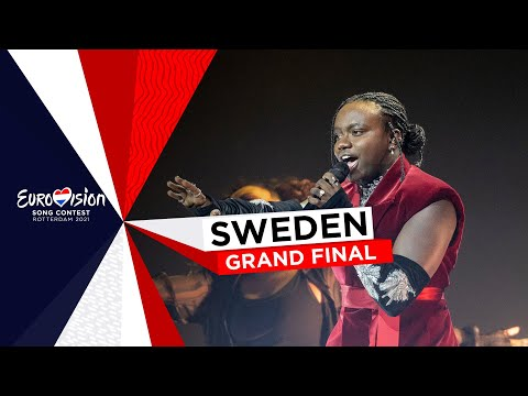 Tusse - Voices - LIVE - Sweden 🇸🇪 - Grand Final - Eurovision 2021