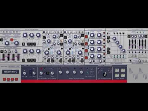 Free Buchla System 1 Modular Synthesizer VST Emulation
