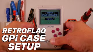 Retroflag GPi Setup: Everything you need to know to get playing!