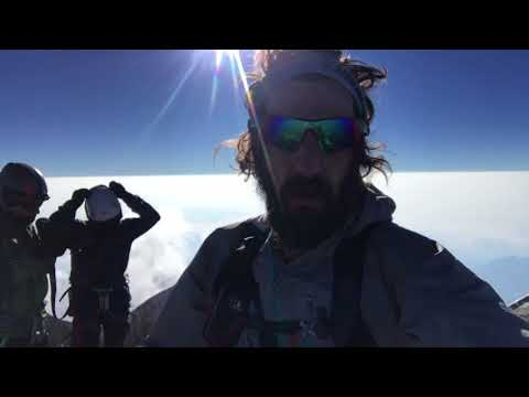 Watch Michael Versteeg Set the FKT on Mexico's Highest Peak
