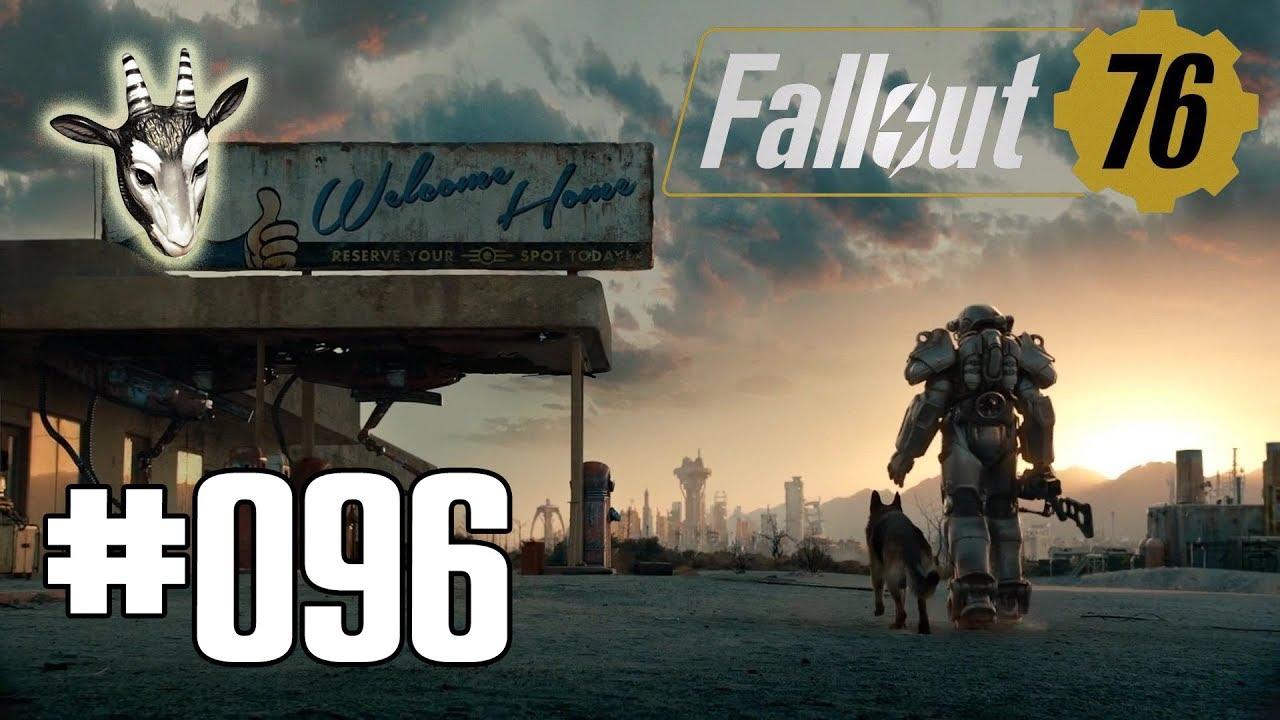 #096 ● Der Bürgermeister von Watoga ● Fallout 76 [BLIND]
