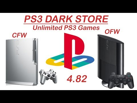 PS3 Dark Store v0 7 Installation Guide + Download Free - CFW/OFW 4 82