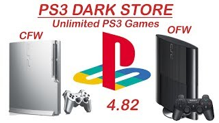 PS3 Dark Store Installation Introduction + Download Link | CFW/OFW 4 82