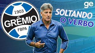 정치 문구, 동상 및 직함 🏆 | Grêmio에서 Renato Portaluppi의 궤적 | ge.globo