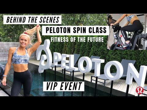 What to expect at a Peloton Bike Class
