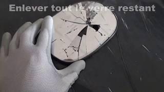 Comment changer un miroir de rétroviseur ?