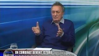 Emisiune Media Obiectiv, ing. Teodor Suteu fost dir. gen. Combinatul Chimic - 7 decembrie 2015