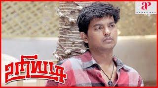 Uriyadi Movie Scenes | Mime Gopi promises to help Vijay Kumar and friends | Suruli | Chandru