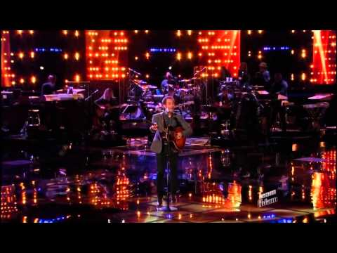 The Voice USA 2015 Knockouts   Joshua Davis  'Arms of a Woman'