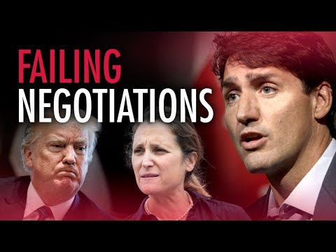 How Trudeau killed trade negotiations with Trump