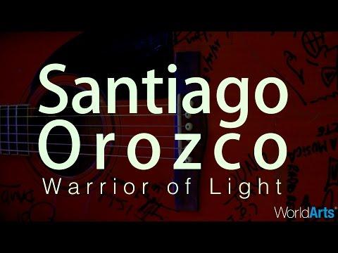 "Santiago Orozco LIVE on the WorldArts Stage ""Warrior of Light"""