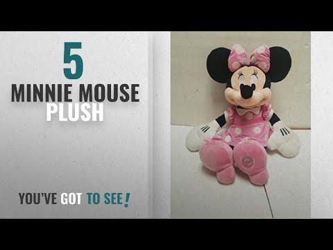 Top 10 Minnie Mouse Plush [2018]: Disney 18