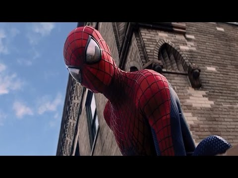 The amazing SPIDERMAN 2   le film d'animation complet  en francais
