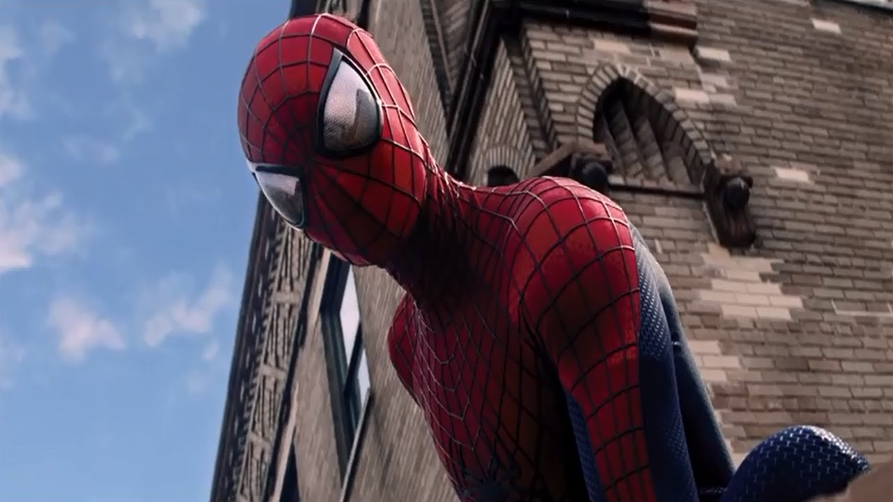 The amazing SPIDERMAN 2 / le film d'animation complet / en francais -  YouTube
