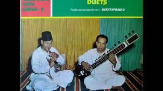 Vilayat Khan & Bismillah Khan - Bhairavee Thumree