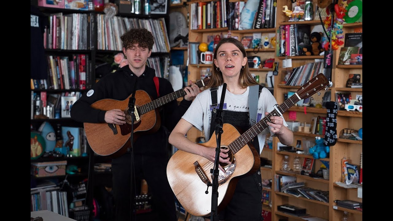 Tomberlin: NPR Music Tiny Desk Concert