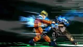 Naruto Ultimate Ninja Heroes 2: The Phantom Fortress-All Special Jutsus-HQ