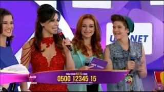 MP - Maria Pinna, Dani Moreno e Banda C1R no Teleton (COMPLETO)