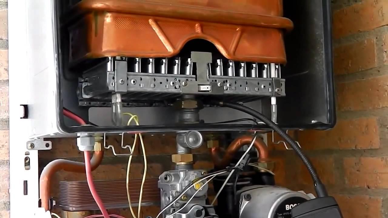 V deo c mo limpiar una caldera de gas en 3 minutos youtube - Ofertas calderas de gas ...