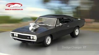 ck-modelcars-video: Dodge Charger RT Fast and Furious 2001HotWheels