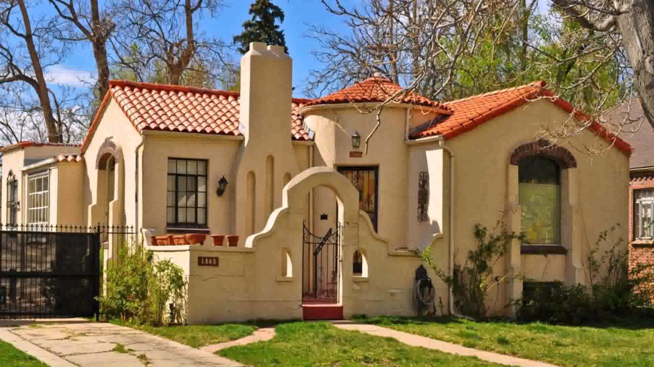 Spanish Style Homes History (see Description) (see