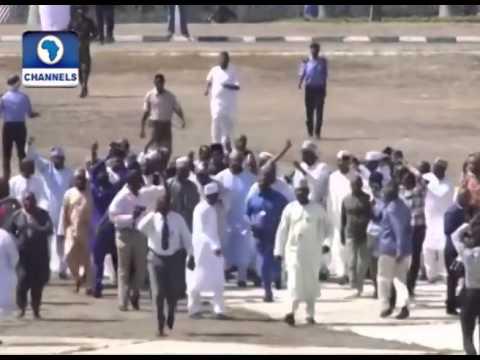 Nigeria National assembly Crisis
