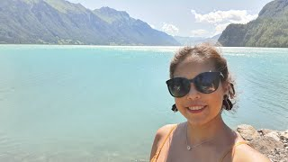 Camping in Brienz, Switzerland ep1.กางเต้นเที่ยวในสวิส 🇨🇭