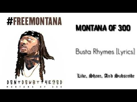 Montana Of 300 - Busta Rhymes (Official Lyric Video)