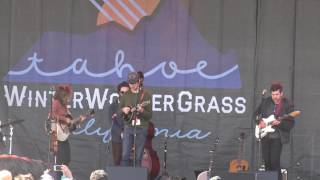 Mandolin Orange - full set 4-2-17 WinterWonderGrass Squaw Valley, CA SBD HD tripod