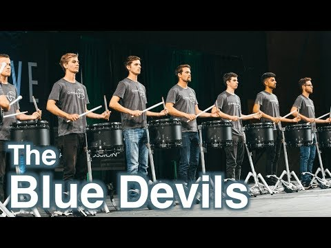 The Blue Devils - PASIC17