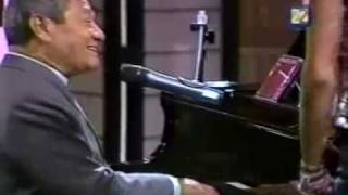 Paulina Rubio ft. Armando Manzanero - Tal Vez, Quizas (En Vivo) (El Estudio De Manzanero)