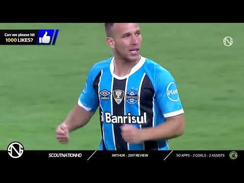 Arthur to Barcelona ?? - Deal done . Skills, goals and passes .. New Barcelona Superstar