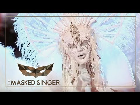 Sweet Dreams - Marilyn Manson | Engel Performance | The Masked Singer | ProSieben