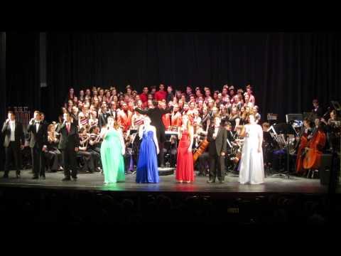 "Barbara Ingram School for the Arts Holiday Spectacular - ""O Holy Night"""