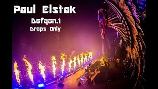 Defqon.1 2018 | Friday | The Gathering at BLACK | Paul Elstak [DROPS ONLY]