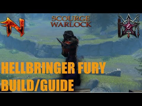 NEVERWINTER SCOURGE WARLOCK HELLBRINGER FURY BUILD/GUIDE (MOD 11.5)
