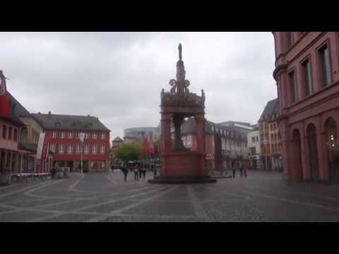 Mainz Cathedral & Market Square (May 2015)