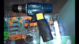 Шуруповерт Ижмаш Профи ИШ-10Li. Купить электроинструмент(Шуруповерт Ижмаш Профи ИШ-10Li в отличном состоянии + кейс. Цена: 790 грн. Сайт: http://prof-master.net/ Доставка электроинс..., 2015-01-25T20:13:45.000Z)