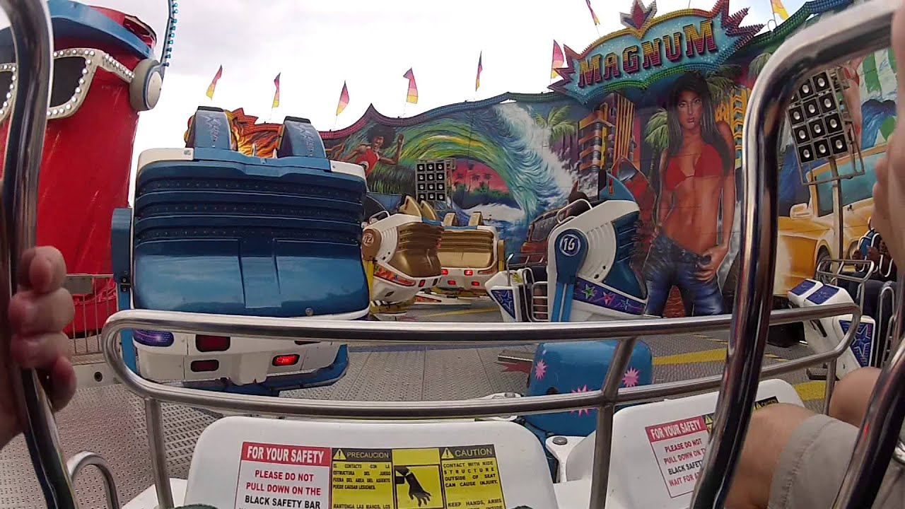 Magnum POV @ The South Florida Fair 2013 *HD* - YouTube