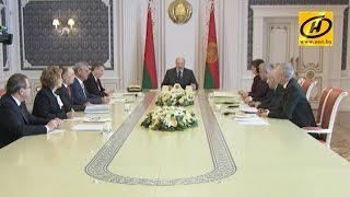 Александр Лукашенко  Оптимизация госаппарата не должна сводиться к бездумному сокращению численности