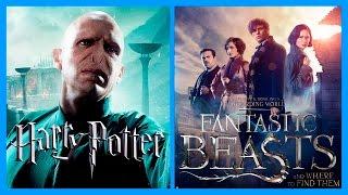 LORD VOLDEMORT en ANIMALES FANTÁSTICOS Y DÓNDE ENCONTRARLOS - Harry Potter