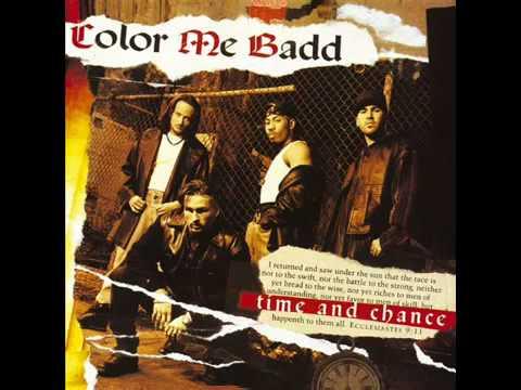 Color Me Badd - Wildflower