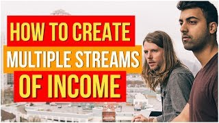 How to Create Multiple Streams of Income | Chance and Abdul