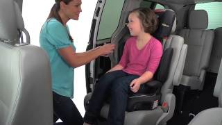 Graco Affix Highback Booster Installation