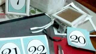 Diy Table Numbers - Nice