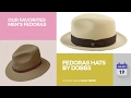 Fedoras Hats By Dobbs Our Favorites Men's Fedoras