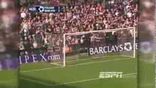 Fulham 2 x 3 Manchester United - Campeonato Inglês 2005/2006