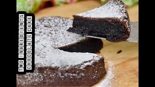 Two ingredients chocolate cake || Chocolate cake recipe only with 2 ingredients||