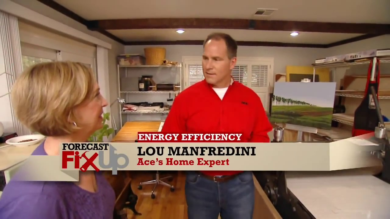 how to make your home more energy efficient ace hardware youtube. Black Bedroom Furniture Sets. Home Design Ideas