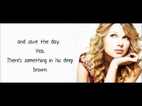 Taylor Swift Superman Acoustic W Lyrics